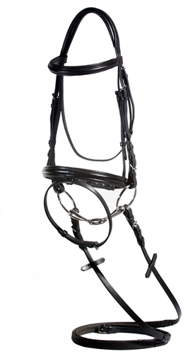 The Brentina Bridle by Nunn Finer