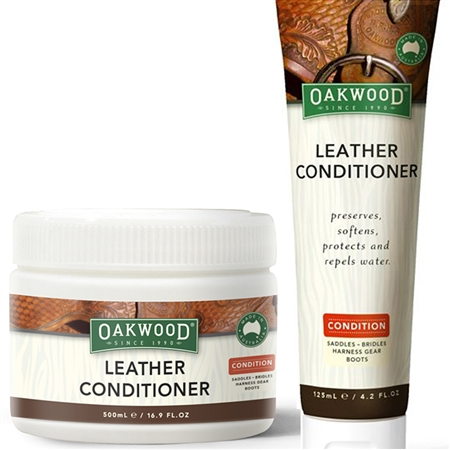 Oakwood Leather Conditioner at Nunn Finer
