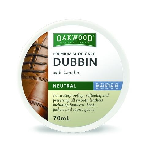 Oakwood Dubbin Shoe & Leather Conditioner