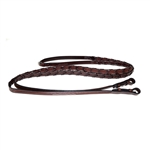 Nunn Finer Rubber Lined Laced Reins