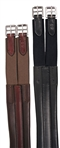 Nunn Finer Double Elastic Chafeless Contour English Girth