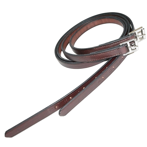 "Nunn Finer 3/4"" Stirrup Leathers"