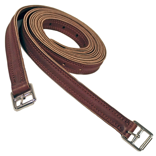 Nunn Finer Nylon Center 1 inch Stirrup Leathers