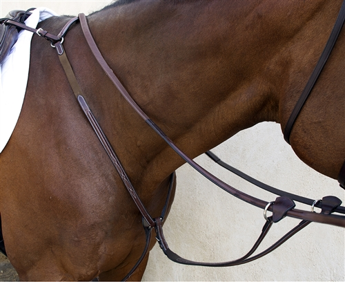 Bellissimo Hunting Breastplate with Elastic
