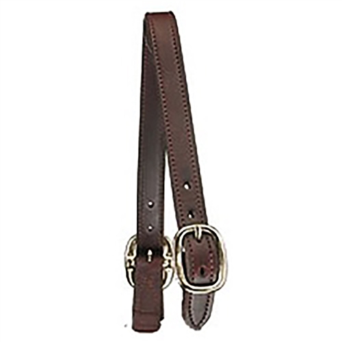 Nunn Finer Stitched Leather Halter Crown