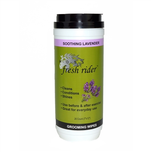 Moss Lavender Grooming Wipes