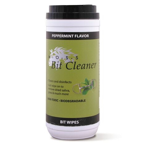 MOSS Bit Cleaner Wipes