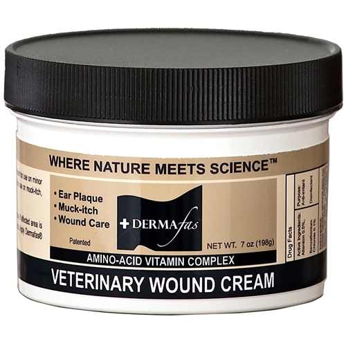 DERMAfas Veterinary Wound Cream