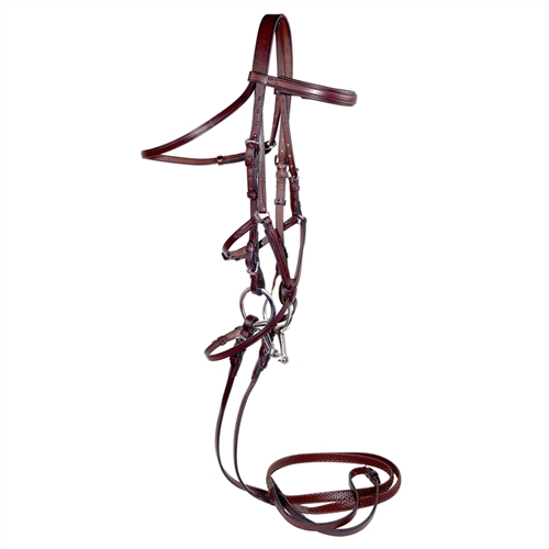 Nunn Finer Fair Hill Figure 8 Bridle