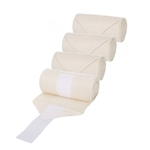 Vac's Flannel Bandage with Hook and Loop Fastener