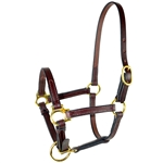 Amish Made Weanling Halter